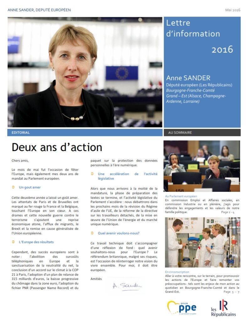 Anne Sander Newsletter Mai 2016 001